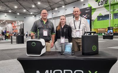 Micro-X Unveils New Look IED X-Ray Camera at Army Robotics Exposition in Brisbane